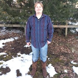 Vintage Woolrich Button Down Shirt